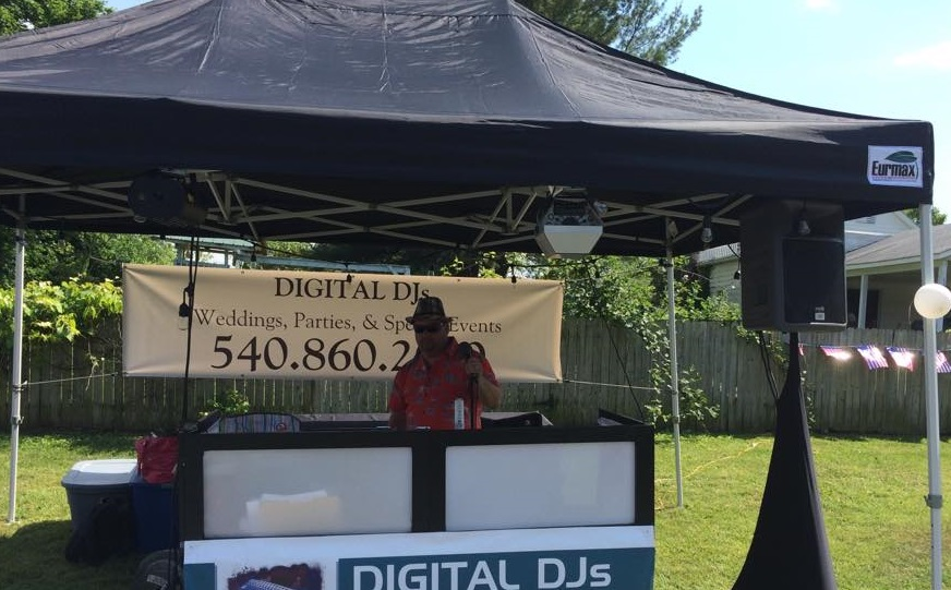 Digital DJ's