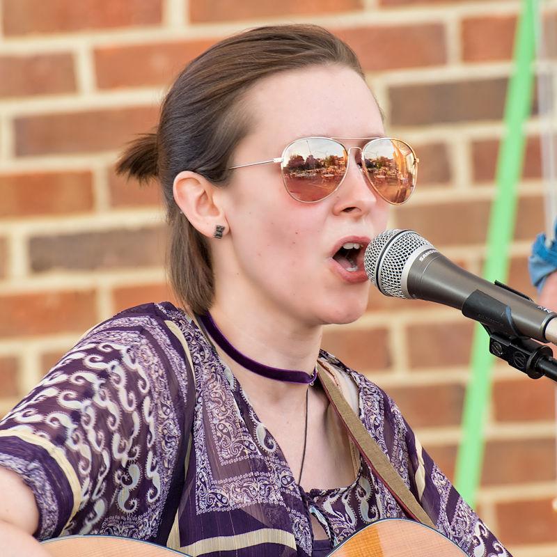 Dallas Corbett Singing