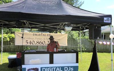 Digital DJ's