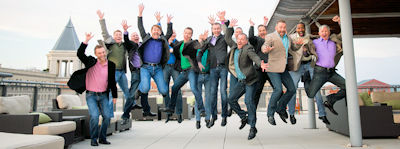 Gay Men's Chorus From Washington DC