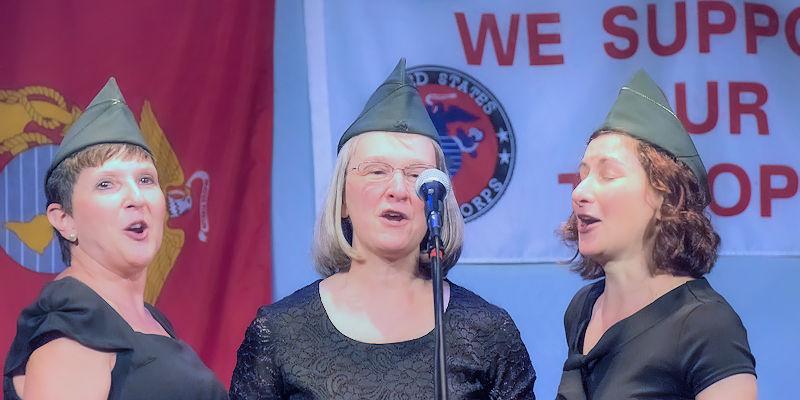 Singing Performance at PAL