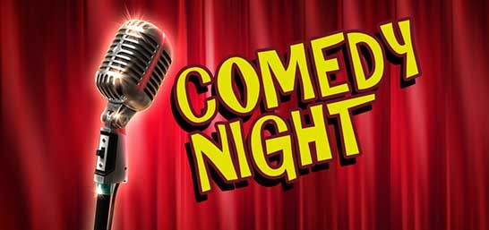 Comedy Night With Alex Scott
